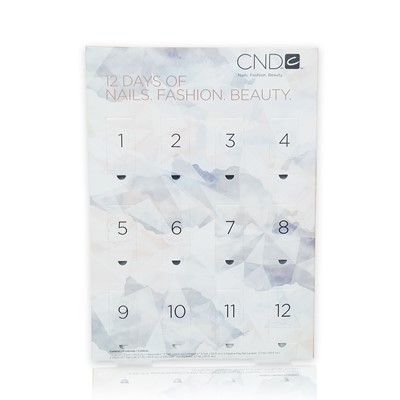 CND 12 Days of Nails, Complete kit**
