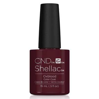 Oxblood, Shellac, Jumbo**