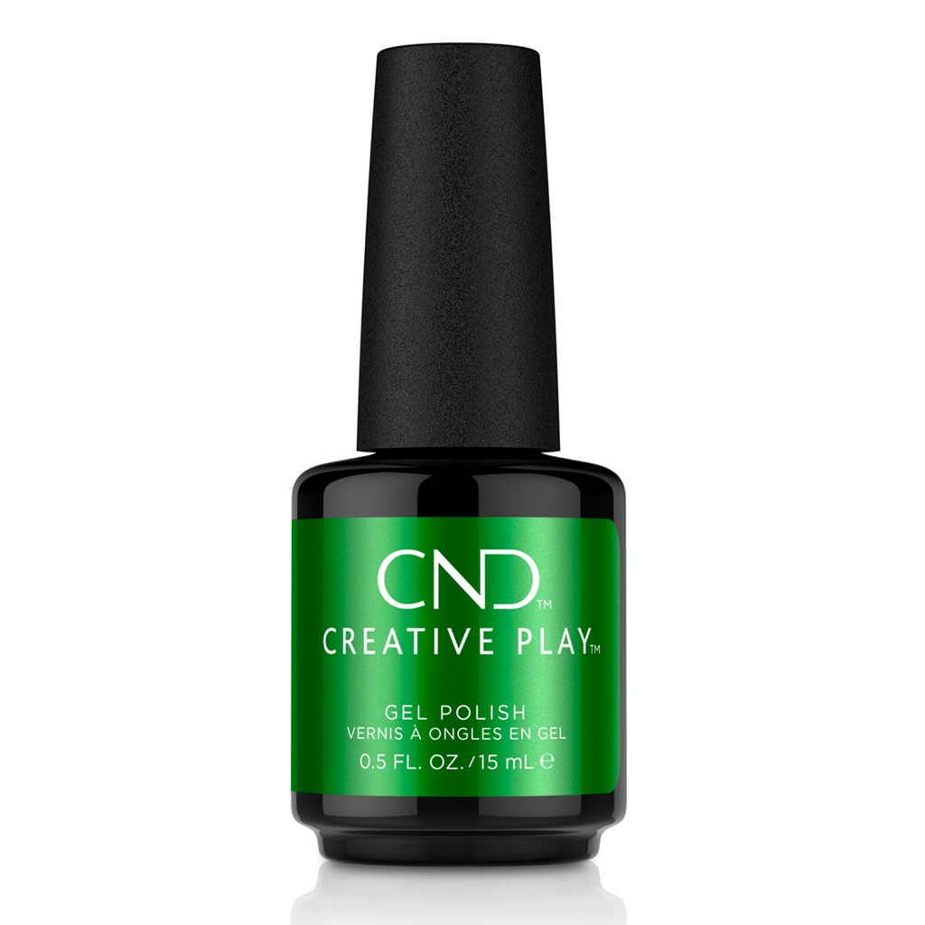 Green Scream, Gel Polish #524 CPG