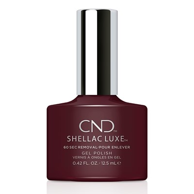 Black Cherry, Shellac Luxe NEW Color