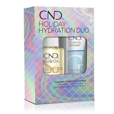 CND Essential Holiday Duo Kit**