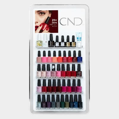 Shellac Luxe Wall Rack, Grey 30 NEW