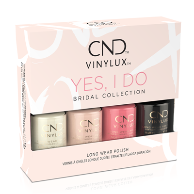 Vinylux Yes I do** Pinkies**