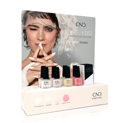 Vinylux Polish Yes I  Pop Up  Display**