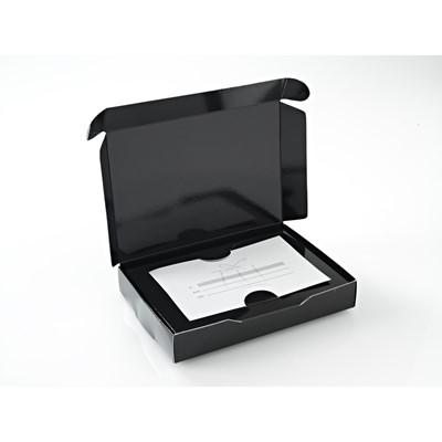 Giftbox, Shiny Black, Soft Box