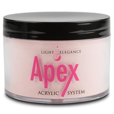 APEX Cover Pink Acrylic Powder, 180 gram