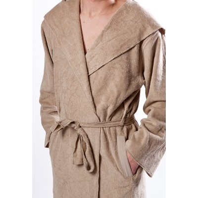 Bathrobe Woman, COZ Medium