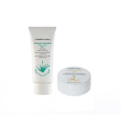 Aloe Vera + Arnica Sample Set*