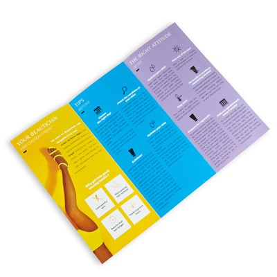 Wax Brochure for Endconsumer, English