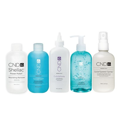 CND Essential PEP & PREP Pack