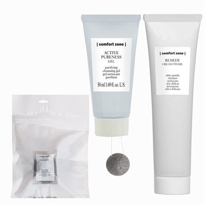 Double Cleansing Power Kit