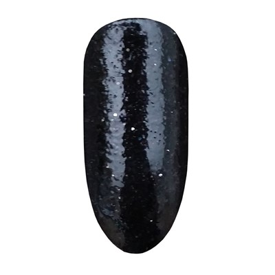 Glitter Powder, Black*