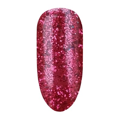 Glitter Powder, Fire Dark Red*
