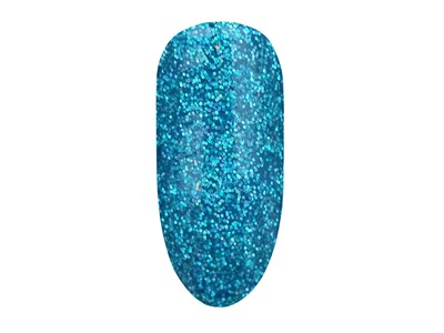 Glitter Powder, Strato Blue *