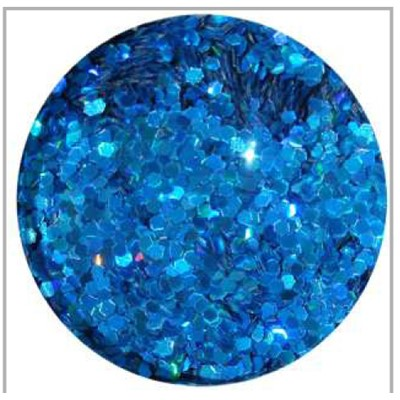 Glitter Jewel, Strato Blue