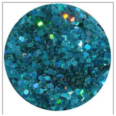 Glitter Jewel, Ocean Green*