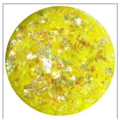 Mylar, Electric Yellow