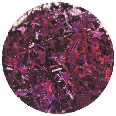 Glitter Powder Mix, Garnet*