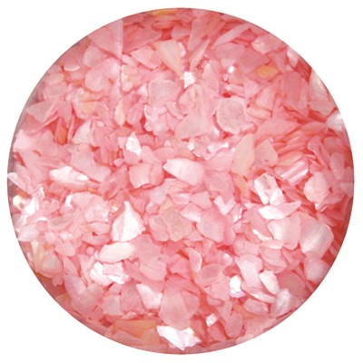 Crushed Shells, Light Pink*