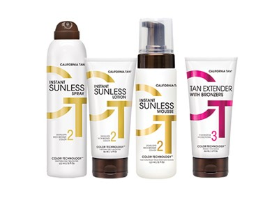 Sunless Tan Retail Save 10%