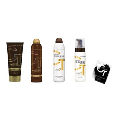 Bestsellers Sunless Products, California