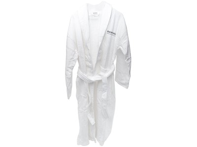 Bathrobe, DAPRHIN, white**