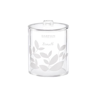 Darphin Transparent Cotton Box