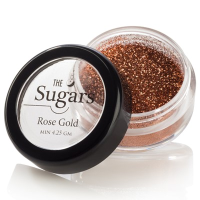 Rose Gold Individual Sugar