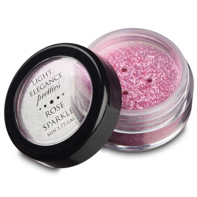 Rose Sparkle Pretty Effect Powder
