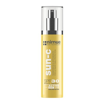 Nimue Sun Protection SPF 30, Body Spray*