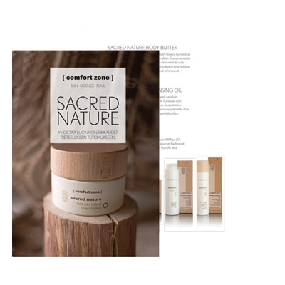 Folder, Sacred Nature by comfort zone*