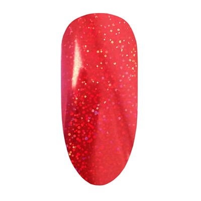 Folie, Red Glitter NEW