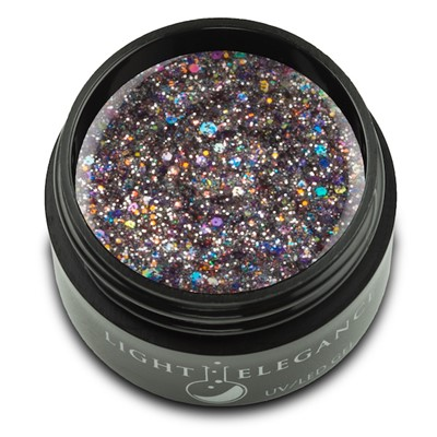 The Elvis Pelvis  Glitter Gel