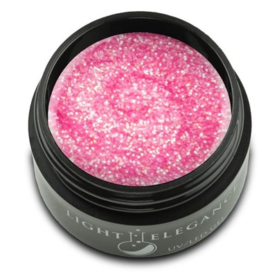 Pink Diamond Glitter Gel