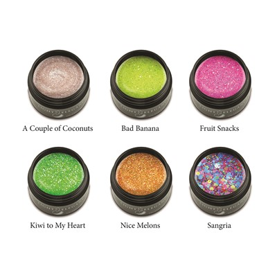 Summer Squeeze Glitter Pack Kit NEW