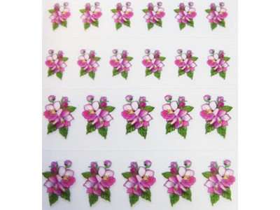 Decal Flower, Hyben Flower*
