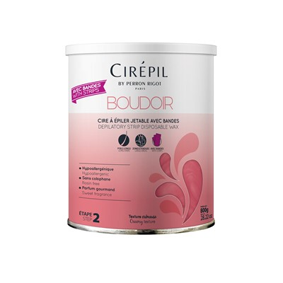 Strip Wax Boudoir, hypoallergenic