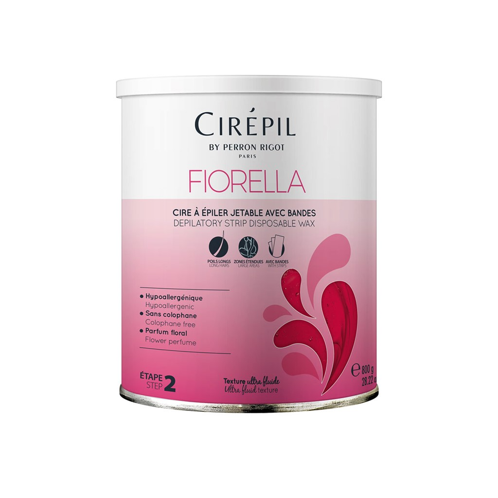 Strip Wax Fiorella, hypoallergenic
