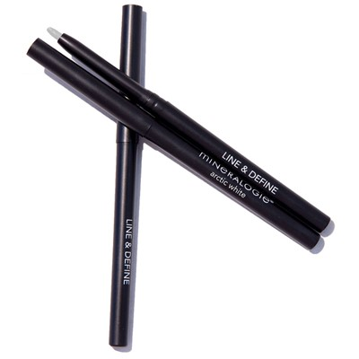 Eye Liner, Automatic, Artic White
