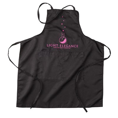 Apron, Black, Light Elegance logo