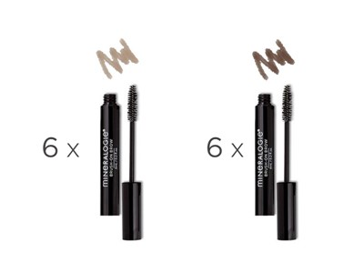 Brush on Brow duo NEW COLORS