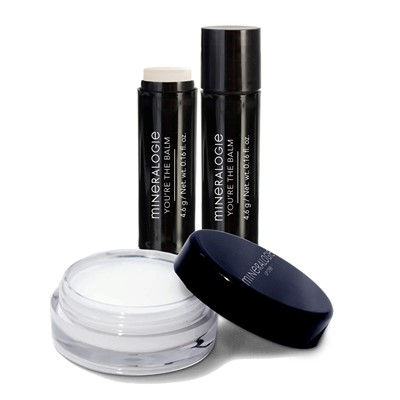 Dry Lips Kit, Mineralogie