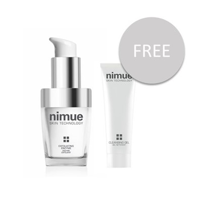 Nimue Exfoliating Enzyme w. FREE Cl. Gel