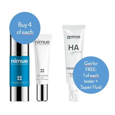 Nimue Hyaluronic Launch - save 25%