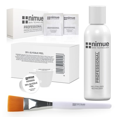 Nimue Glycolic 35% Treatment Kit