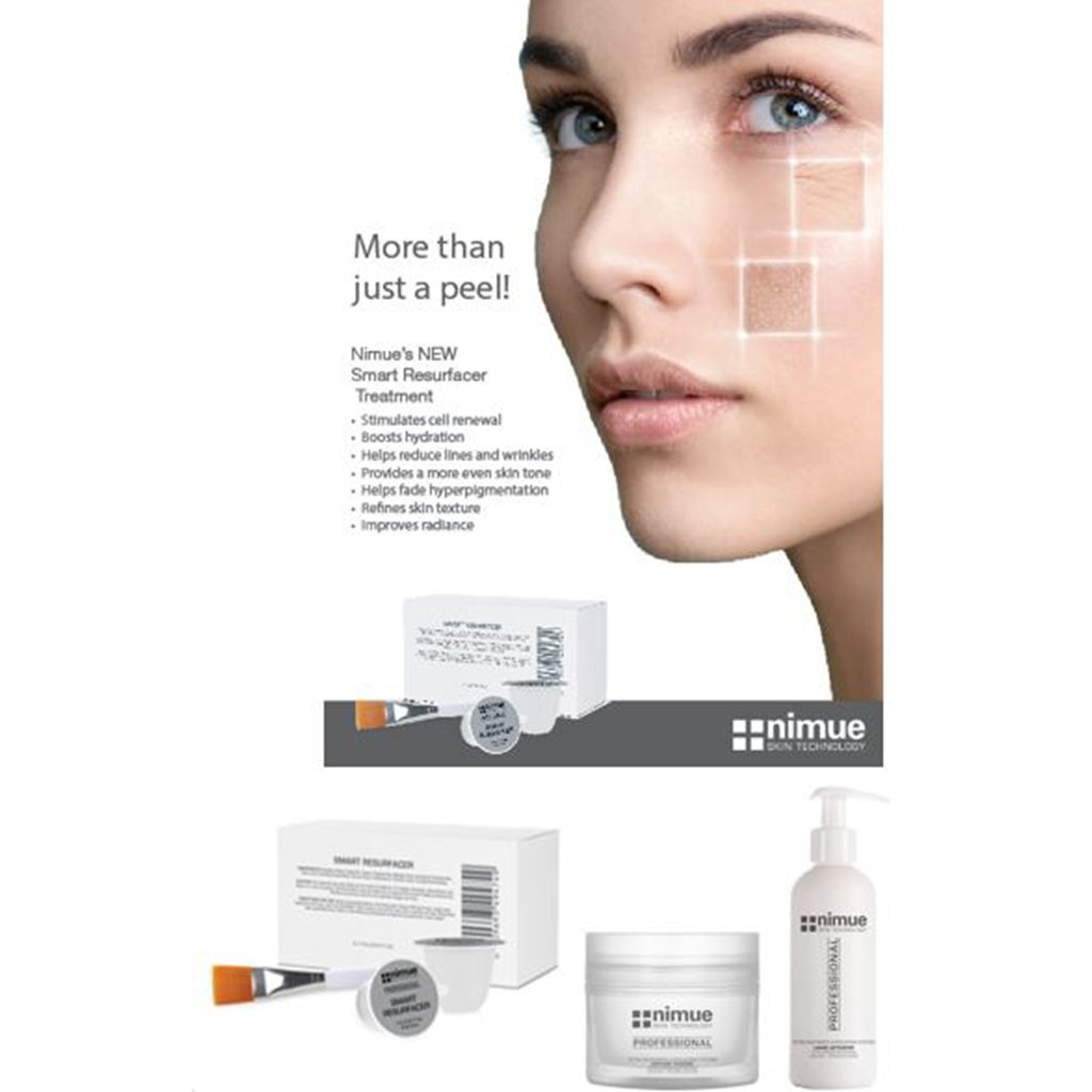 Nimue Smart Resurfacer incl Tetra Enzym