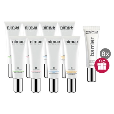 Nimue TDS w. FREE Barrier Cream