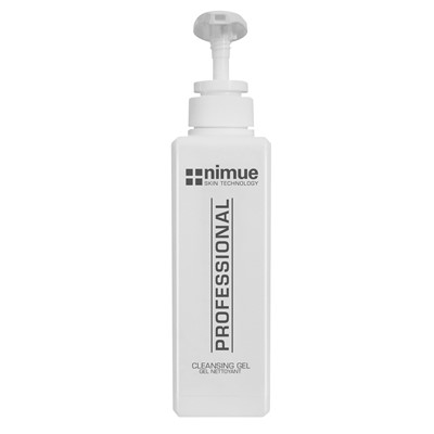 Nimue Cleansing Gel - remember pump X546