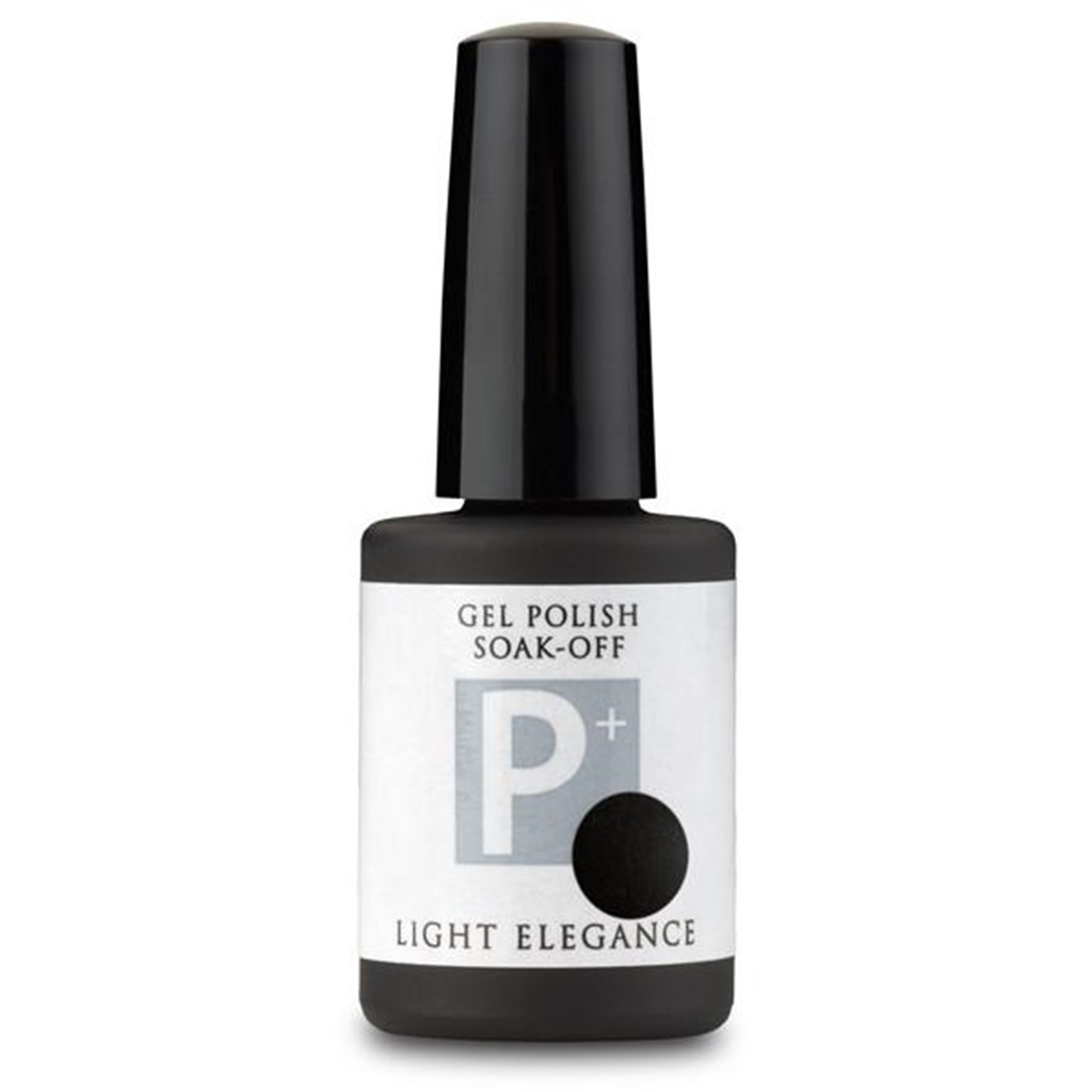 P+ Black Tie Gel Polish