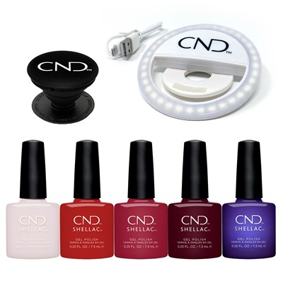 SHELLAC Iconic Collection Pre-order**
